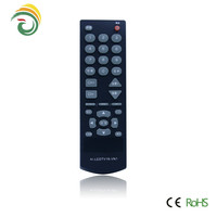 Popular China supplier universal remote control fortec star