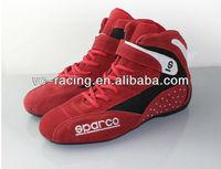 FIA Fire Resistant Car Racing Shoes