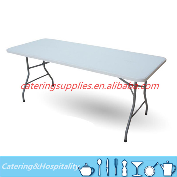 HDPE folding table ,blow mold table ,plastic folding table
