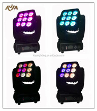 2015 rgbw 4in1 LED Magic Panel 9*10W led stage matrix lighting