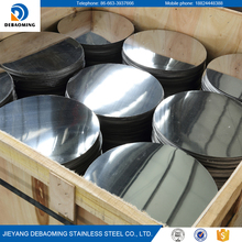 Good price astm standard 430 stainless steel circle