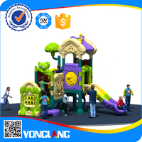 Environmental and safety kids portable playground price outdoor playground equipment fences