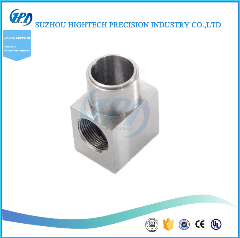 CNC Machined Spare Part