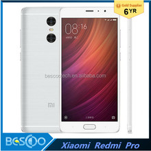 "Original Xiaomi Redmi Pro Prime 5.5"" OLED Cell phones MTK Helio X25 Deca Core Fingerprint 2 Back Camera mobile phone"