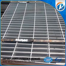 For Platform And Stair 30x5mm Galvanized Canal Drainage 304l Stainless Steel Grating
