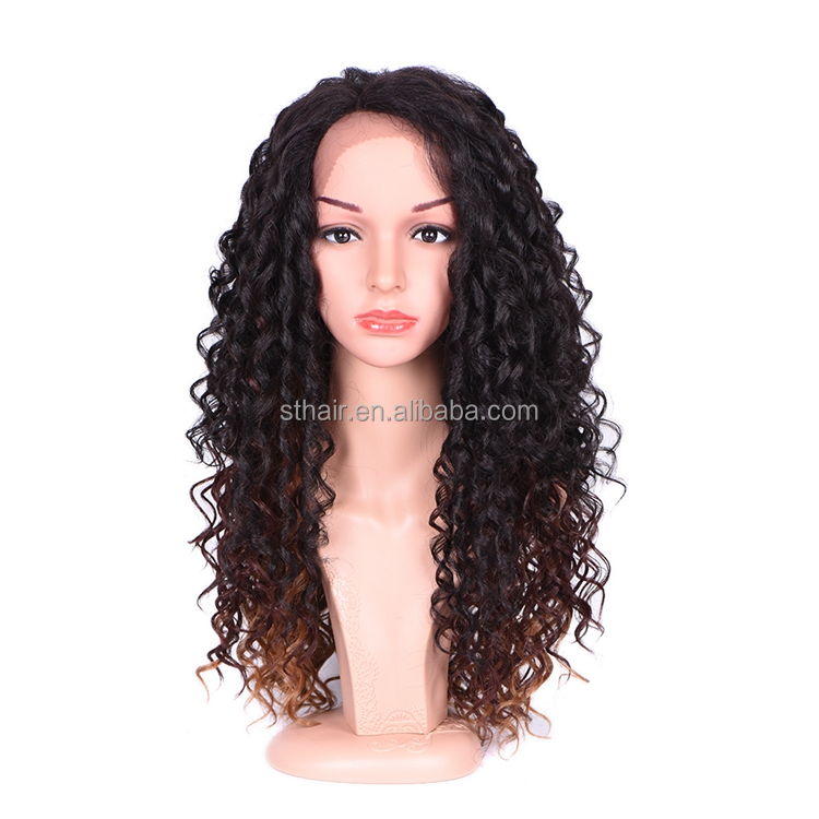 Hot Selling In African Market Wholesale Synthetic Hair Wig, Synthetic Braiding Hair