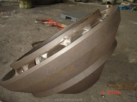 steel cone for crusher