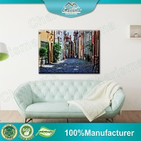 High quality beautiful oil paintings printed or hand painted