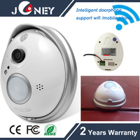 J-MKY90SK Joneytech wifi /mobile phone Intelligent video doorphone ip camera