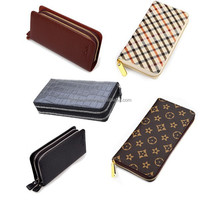 Factory Cheap Fashion Men's Wallet Wholesale, Pu Leather Men's Wallet