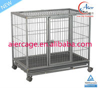 heavy duty dog cages crates