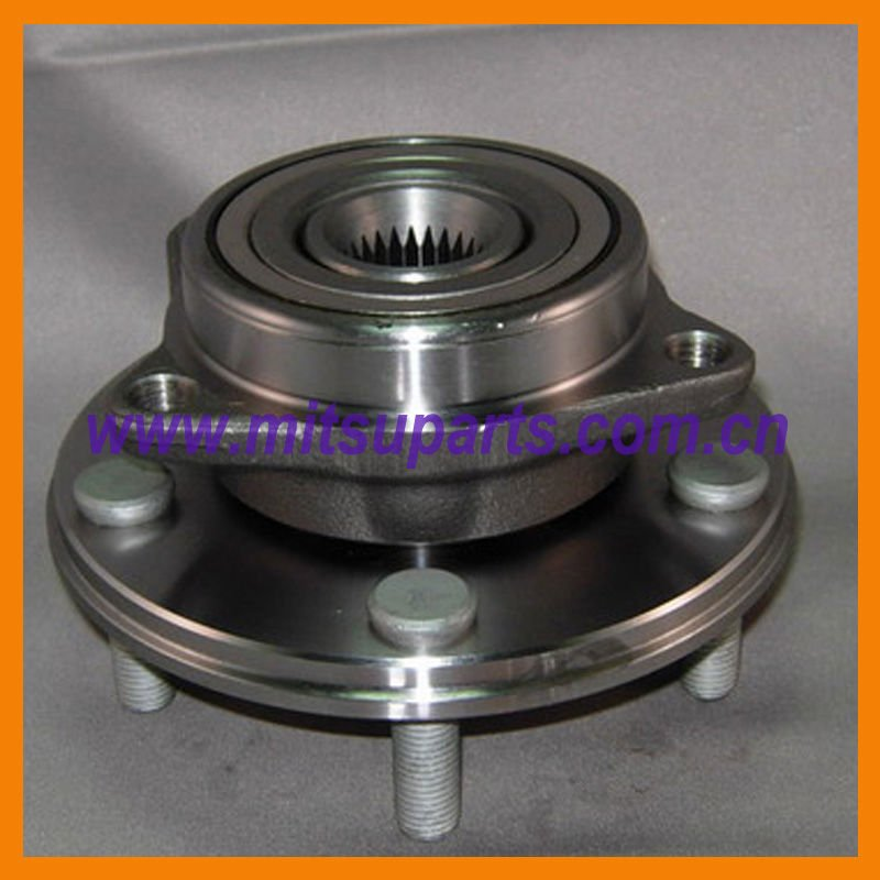 Front Wheel Hub Bearing Assy For Mitsubishi Space Wagon Galant Lancer N84W D53A DJ1A DM1A EA5A EA7A EA8A D32A MR403970 MR334386