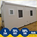 Ark Top Quality Good Price Long Lifespan Flatpack Prefabricated Steel Mining Field site offices