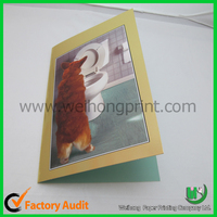 christmas greeting card,gift card/wedding card holder made in China