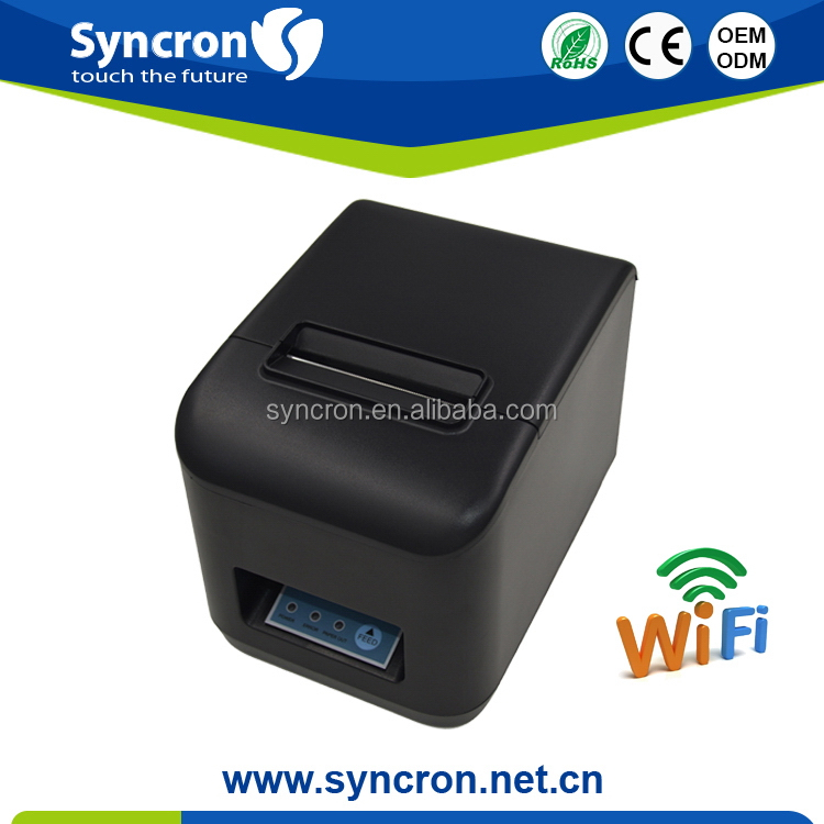 Top quality useful handheld wifi thermal receipt printer