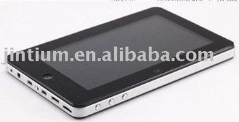 "7"" MID/Tablet PC With Capacitive Screen and Android 2.3"