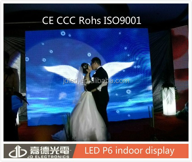 led screen backdrop / hd p6 led big full screen photos/alibaba com cn/xx