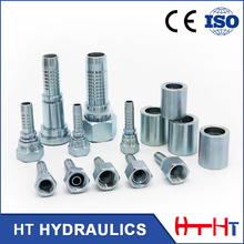 SAE oil hydraulic hose pipe fitting