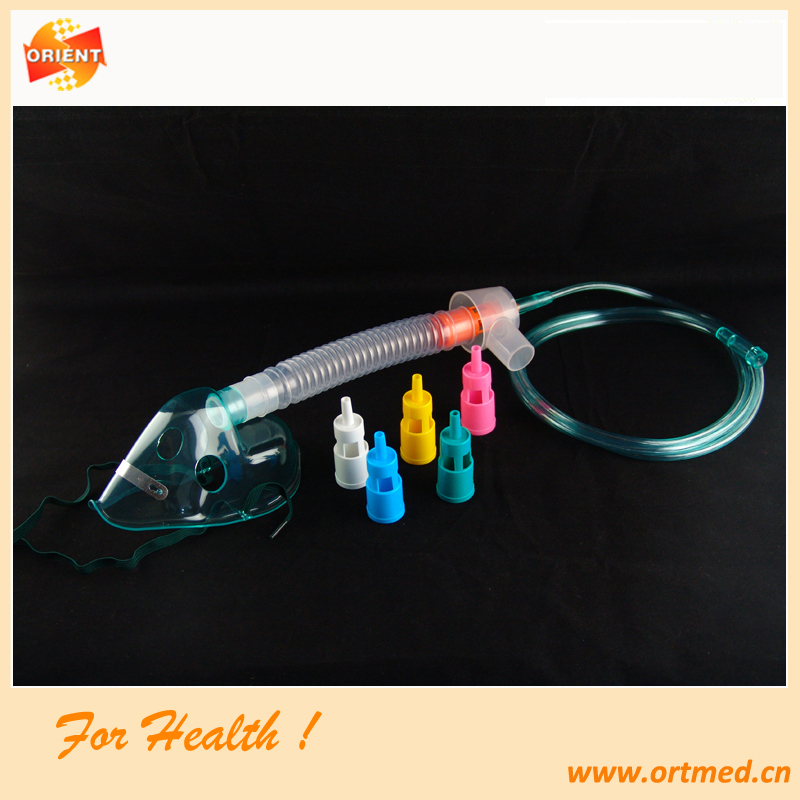 2015 China New Product Portable Oxygen Mask with CE&FDA Certificate