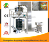 Multi-function original coffee bean granular packing machine with ten heads weigher for sale
