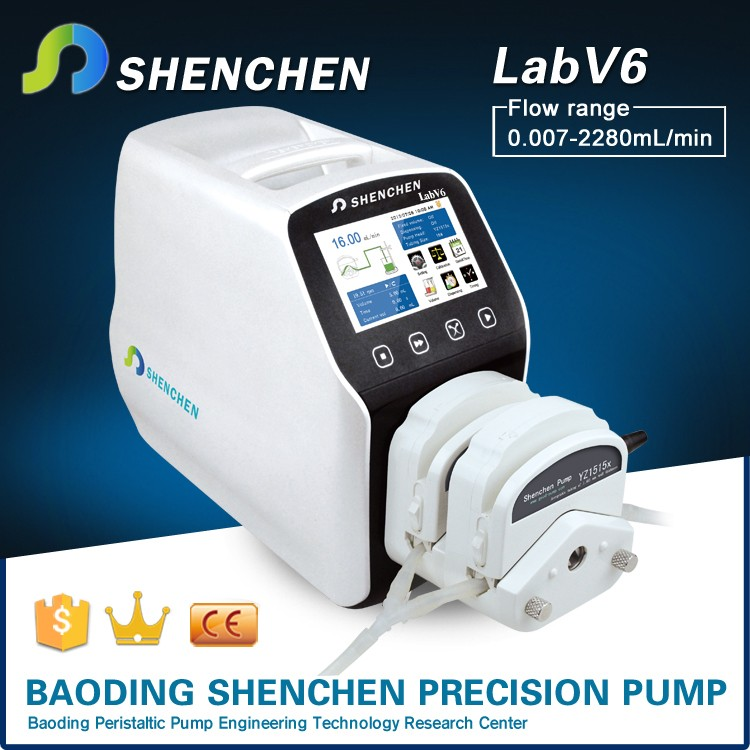 Best quality chemical dosing pump with high precision