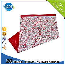 HDPE/LDPE not transparent self adhesive Cheap plastic bags