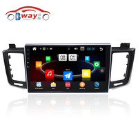 "10.1"" quadcore Android car radio for Toyota RAV4 2013 android 4.4 car dvd gps with 3G,wifi,1G RAM,16 GB Nand,1080P"
