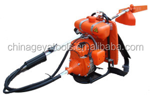 gasoline engine backpack BG328 brush cutter for sri lanka