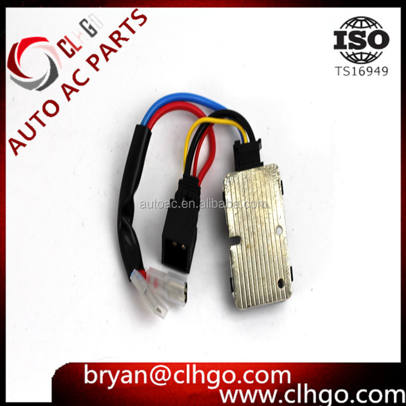 Heater Blower Motor Resistor For M ercedes-B enz <strong>W140</strong> C140 1408218451 1408218351 0058205010