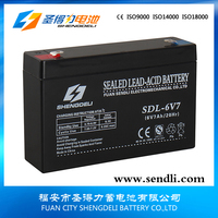 r6 ups battery