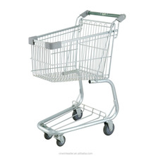 China Good unfoldable shopping cart& trolley