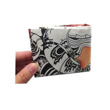 mighty wallets anti tear paper wallet rfid security