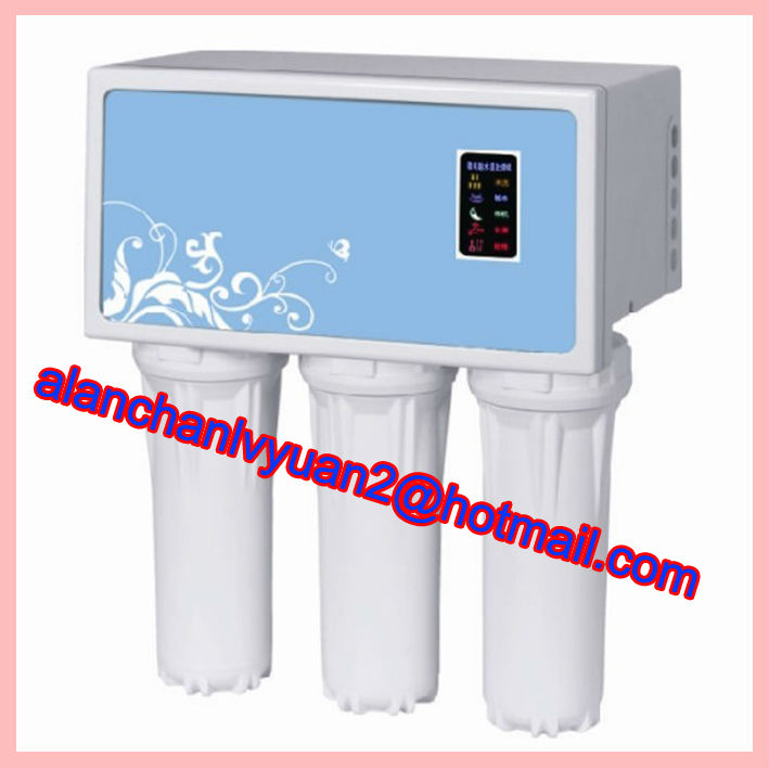 Full automatic RO water purifier /water filter with cover
