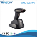 1D Wireless Long Distance RF433 Barcode Scanner for Warehouse management