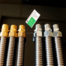 High quality Stainless Steel Flexible Water Heater Connection Hose