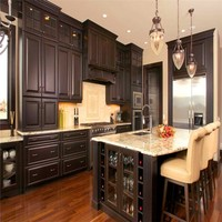 Manufactures Wholesale Custom Cheap lowes unfinished cabinets