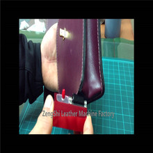 leather edge coloring paint