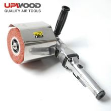 UPWOOD UW-3751 high Speed Industrial Grade Wire Drawing Polishing Machine Metal Wood Polisher Sander