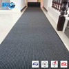 DBJX anti slip door mat Ribbed 3mm exhibition red carpet