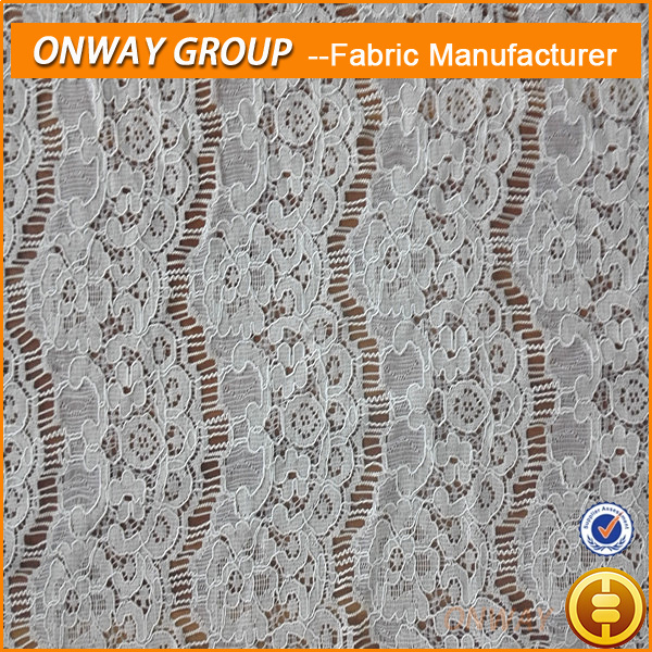 korean lace fabric high quality guipure lace fabric 2016 dry lace fabric