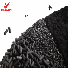 10x20 mesh size coal based granular activated carbon for water purification