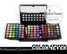 Professional makeup 96 Colors Eyeshadow Palette with Blush Combo Palette flower color palette