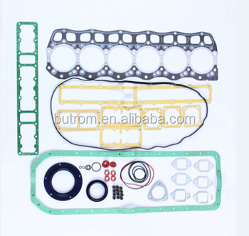 6D17-Square hole car engine gasket OEM:ME038521