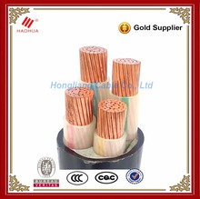 NO.0151- STA / SWA / non armoured underground 0.6/1kV XLPE insulated power 4 core 240mm2 185mm2 150mm2 120mm2 copper cable
