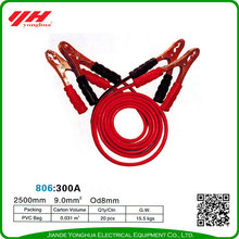 Top quality car tool kit booster cable