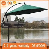 Metal Outdoor Furniture Garden Cantilever Patio Umbrella Parasol Base