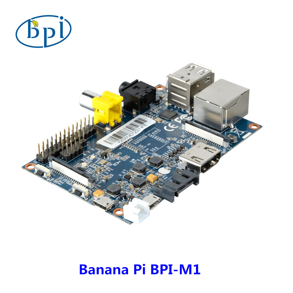 2017 Banana PI with Raspberry PI Function for Linux, Android, Raspbian
