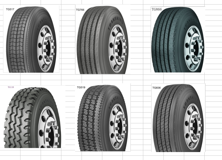 truck tire 11R22.5 for USA also 295/75r22.5