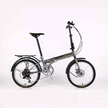 China factory price cheap 20 inch folding bike with aluminum rim foldable for kids