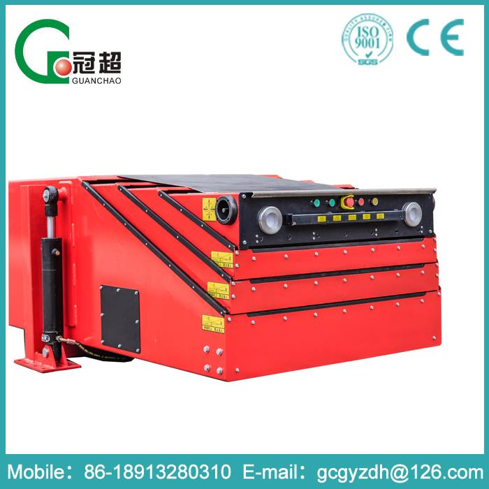 GUANCHAO-Light industrial machinery stable quality high quality telescopic belt conveyor welding machine